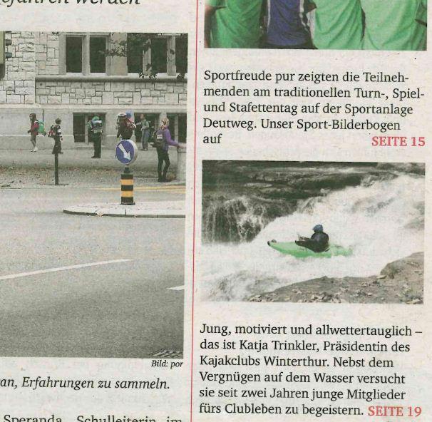Kajaker_Winterthurer-Zeitung_05.09.2013